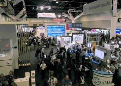 New tech solutions boost attendee participation   19th International Microscopy Congress 2018