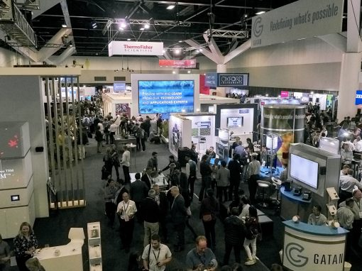 New tech solutions boost attendee participation | 19th International Microscopy Congress 2018