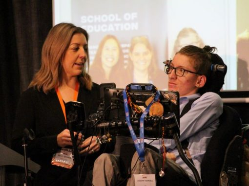 Designing an accessible conference for all abilities