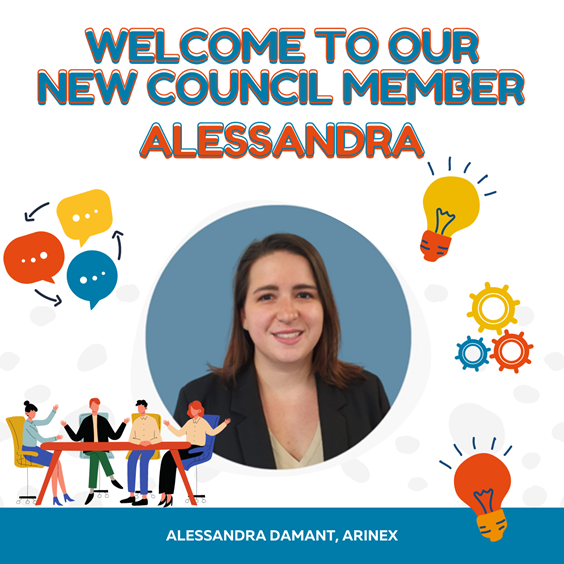 Arinex' Alessandra Damant joins IAPCO Council