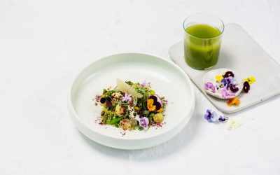 ICC Sydney launches new menu
