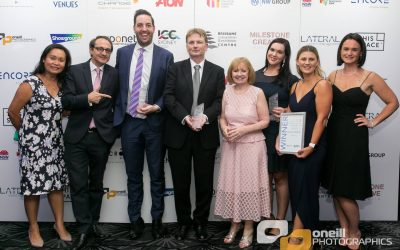 Success at Meetings & Events NSW Awards