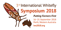 3rd International Whitefly Symposium