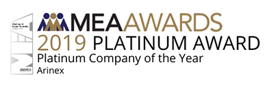 Platinum Award for the Event Company of the Year