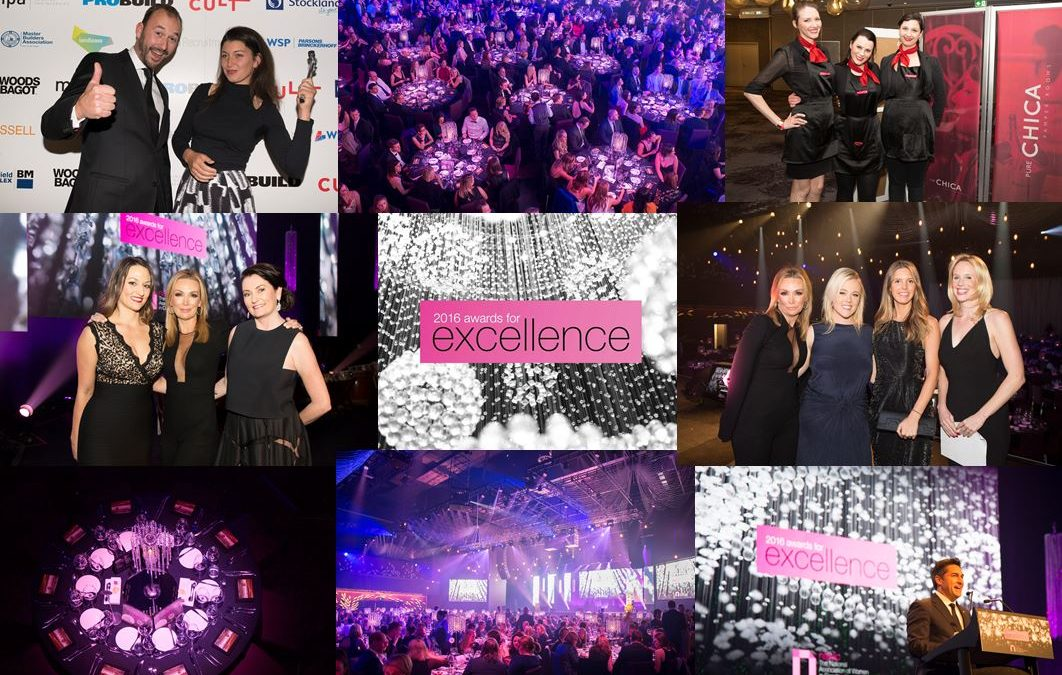 How an awards night outgrew two venues