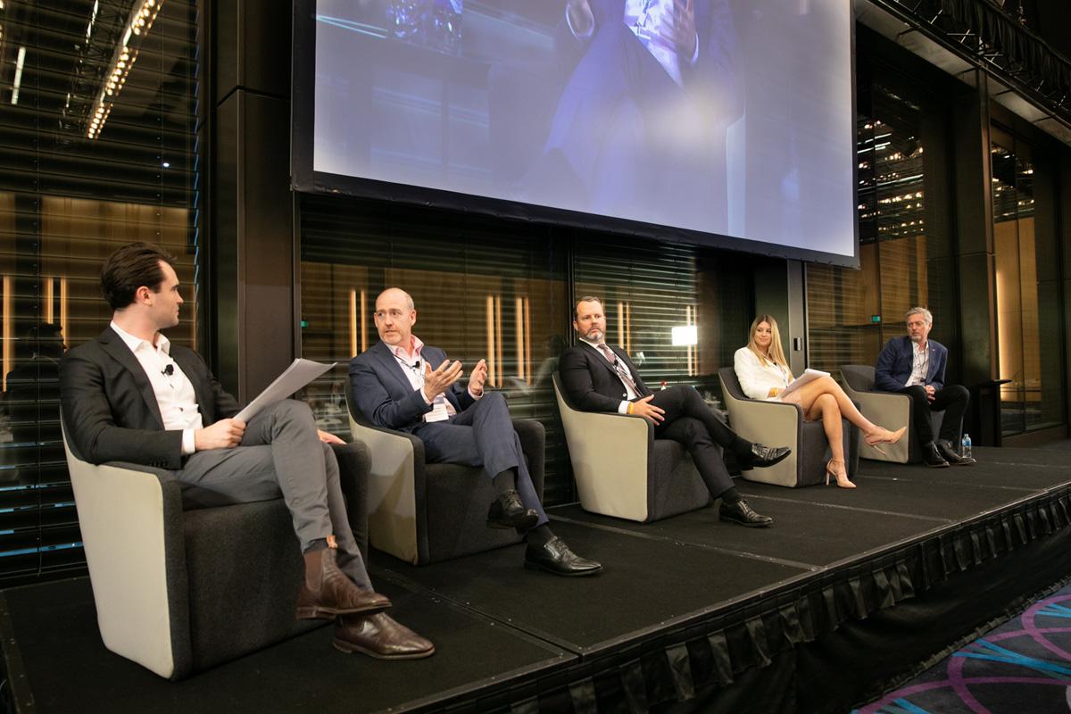 Panellists Sydney