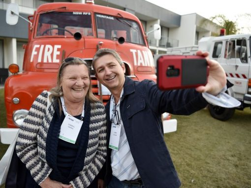 Designing a member-focused conference | NSW Rural Fire Service Association 2021 Conference