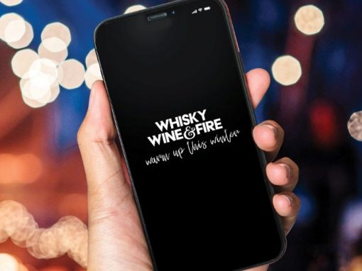 Event app doubles leads for Whisky Wine and Fire | 2019