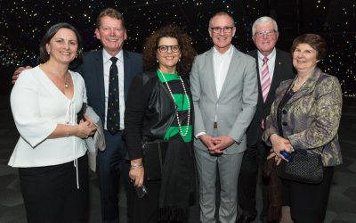 Arinex joins EEAA members to celebrate the completion of Adelaide Convention Centre