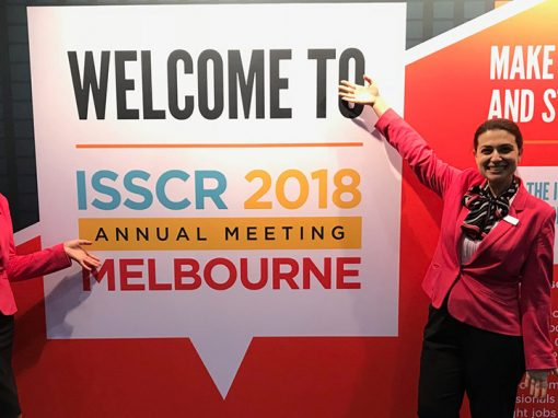 Delivering a large-scale accommodation solution | International Society for Stem Cell Research (ISSCR) 2018