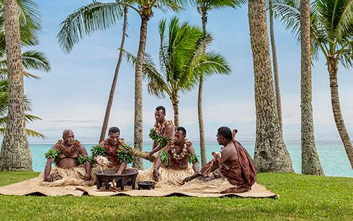 Kafa Ceremon Fiji