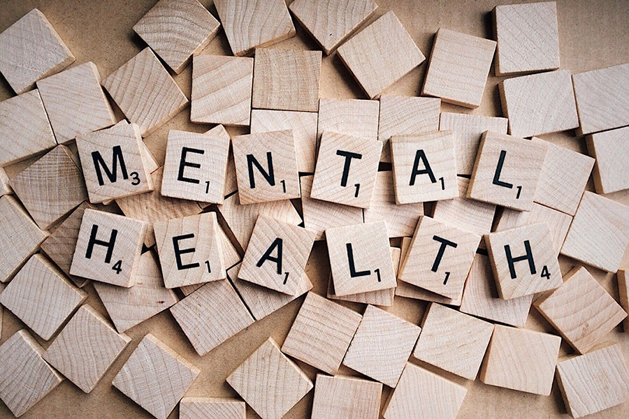 Taking a healthy approach to mental health